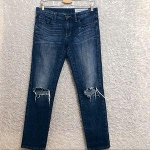 Treasure & Bond Distressed Jeans Sz 27